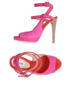 3237654b0e9 Moschino Women - Footwear - Sandals Moschino on YOOX