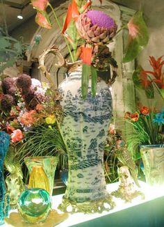 At florist Menno Kroon - Amsterdam