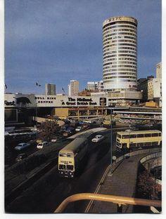 Bull Ring, Birmingham.