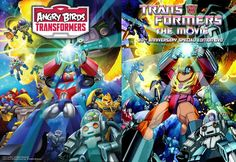 angry birds transformers - Google Search