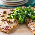 Turkey Pizza
