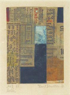 Kurt Schwitters. Mz 26, 48. Berlin. 1926