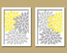 Grey And Yellow Wall Art live laugh love, instant download bath art, bedroom wall art