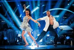Natalie Gumede and Artem Chigvinstev are through to the final