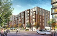 Boston's Innovation District Adds New Housing Development