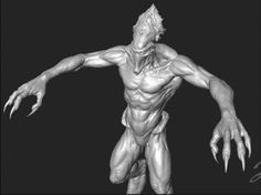 Zeratul my personal favorite character of starcraft ZBrush Character Creation Workflow from Blizzard