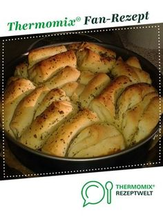Kräuterfaltenbrot von ulfine89. Ein Thermomix ® Rezept aus der Kategorie Backen herzhaft auf www.rezeptwelt.de, der Thermomix ® Community.