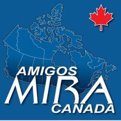 Gracias amigos #MIRA #Canada