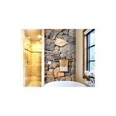 Keskenyebb falak díszítéséhez - 2 méter szélességű poszter tapéta #poszter #poszter_tapéta #fotótapéta #lakásdekoráció #faldekoráció #óriásposzter #tapéta_ötletek #wallmural #poster #kőburkolat #kőmintás Granite, Bathtub, Stone, Wall, Standing Bath, Bathtubs, Rock, Granite Counters, Bath Tube