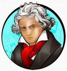 Primero fue Mozart, luego Tchaikovsky y ahora... Beethoven. El compositor que vamos a trabajar durante este mes es Beethoven. Conoceremos u... Preschool Music, Teaching Music, Compositor Musical, Alphonse Mucha, Music Classroom, Piano, Musicals, Disney Characters, Fictional Characters