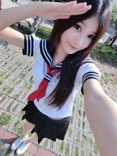 【Taiwanese Girls】Aries Lu Stunning model with delicate features -【Buzz Girls】