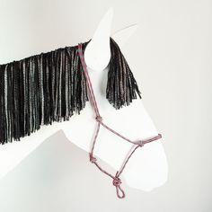 Tassel Necklace, Tack, Jewelry, Fashion, Horse Head, Moda, Jewels, Fashion Styles, Schmuck