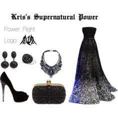 EXO Kris Supernatural Power Inspired Outfit