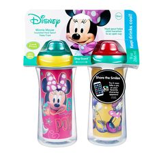 Smile App, Baby Dishes, Insulated Cups, Child Day, Sippy Cups, Baby Feeding, Good Music, Little Ones, Minnie Mouse