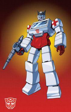 Autobot Ratchet G1 by Dan-the-artguy.deviantart.com on @deviantART