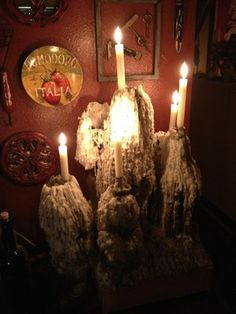 Drip candle madness!