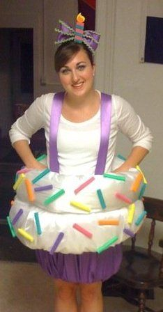 Cupcake Costume For Childrens