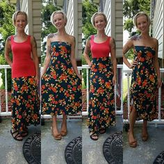 How to wear a maxi. Lularoe summer style tips and outfit ideas Maxi Skirt Outfits, Lularoe Maxi Skirt, Lularoe Clothes, Lularoe Maxi Sizing, Lularoe Dresses, Lula Outfits, Fashion Outfits, Fashion Styles, Fashion Ideas
