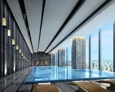 Les 10 plus hauts hôtels du monde et leurs incroyables vues