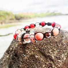 Beaded Bracelets, Bali, Jewelry, Jewlery, Jewerly, Pearl Bracelets, Schmuck, Jewels, Jewelery