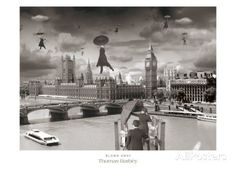 Blown Away Prints by Thomas Barbey at AllPosters.com