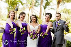Orlando Wedding Photographers | Hyatt Regency Grand Cypress Weddings