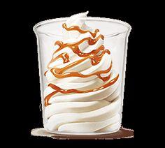 BURGER KING® Sweets, Oreo Shake, Soft Serve, Apple Pie