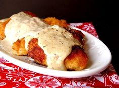 butter cream chicken.