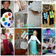 donneinpink- fai da te e consigli per gli acquisti: Costumi di Carnevale fai da te - 8 tutorial sempli...