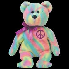 Beanie Babies... the biggest waste of money EVER. but i was obsessed.