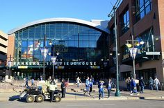 Bankers Life Fieldhouse - Downtown Indianapolis