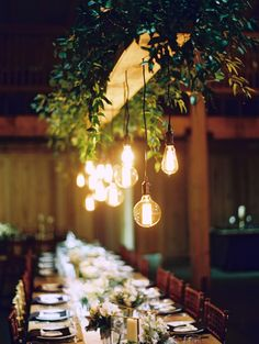 Perfect wedding lights for vintage inspired weddings! http://www.paperlanternstore.com/wedding-party-decorations.html