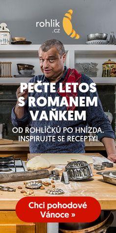 Tradiční vánoční cukroví | Apetitonline.cz Czech Recipes, Tiramisu, Cooking, Mascarpone, Fine Dining, Kitchen, Tiramisu Cake, Brewing, Cuisine