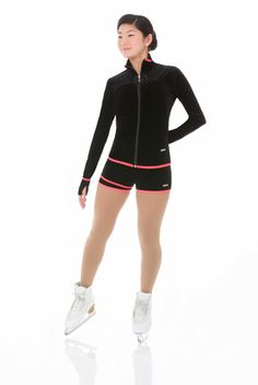 figure skating jacket by mondor