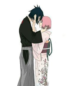 Secret wedding #sakura #sasuke #sarada #naruto #uchiha #clan (Wip)