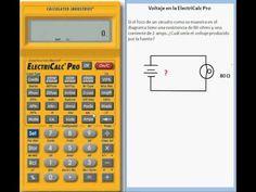 Cálcular el Voltaje - Cómo Calcular el Voltaje con la Calculadora Electric Calc Pro
