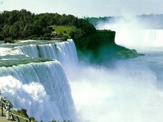 As 50 mais belas cachoeiras naturais do mundo -  cataratas do Niágara