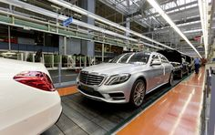 Start of Production for the New S-Class at the Mercedes-Benz Sindelfingen Plant (7)