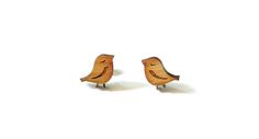 Little Bird Earrings // Cabin + Cub
