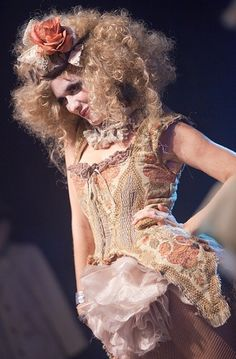 The Lucent Dossier Experience - Photos of Lucent Dossier - Ravenous Rouge @ The El Rey