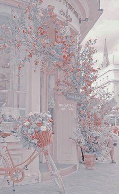 Aesthetic Tumblr Backgrounds, Soft Wallpaper, Iphone Wallpaper Tumblr Aesthetic, Scenery Wallpaper, Kawaii Wallpaper, Wallpaper Backgrounds, Aesthetic Wallpapers, Flower Wallpaper, Sky Aesthetic