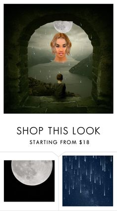 """The little boy thinks of his mother"" by gabija15 ❤ liked on Polyvore"
