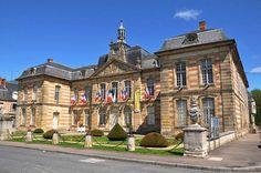 Découverte touristique de Sainte-Menehould