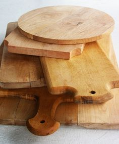 Q: Can you tell me the best way to clean and care for wood cutting boards? I am a newlywed now in charge of my own kitchen and I do not want to warp or ruin my beautiful new wood cutting boards. Sent by Alethea