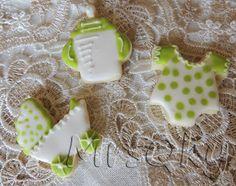 Mrs. Qky: Nacimiento verde manzana