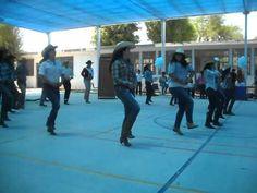 Arreando la mula... Coreografia... Normal Colotlán... 2012 Orfanice