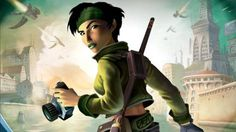 Ubisoft disponibiliza Beyond Good and Evil gratuitamente para PC - EExpoNews News Games, Video Games, Beyond Good And Evil, Netflix, Strong Female Characters, Fictional Characters, Xbox Games, Gamecube Games, The Victim