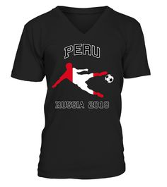 # Peru National Soccer Team Tee Shirt .              Lace up the soccer shoes, dust off the soccer ball and show support for Peru and the Peruvian National Soccer Team as they travel the world and head to Russia in 2018 to score as many goals as possible to win the championship and bring home the cup. Perfect Christmas gift, birthday gift, father's day gift, mother's day gift or present for any gift giving occasion for that friend or family member that loves the sport of futbol / football…