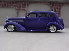 1937 dodge custom 2 door sedan mopar street rod cars for 1936 dodge 4 door sedan