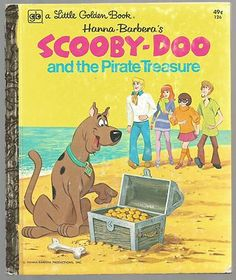 Scooby Doo Pirates Ahoy Coloring Amp Sticker Book
